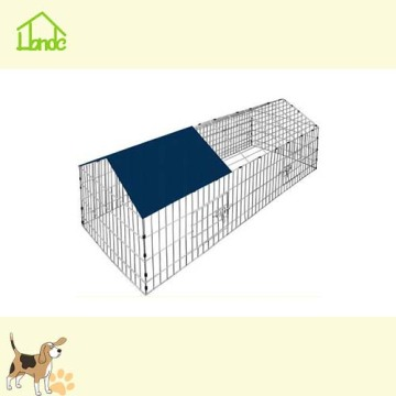 High Quality Galvanized Chicken Coop Run