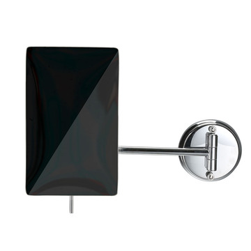 Hotel Bathroom Stainless Steel Frame Wall Mounted Mirror