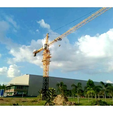 Efficient working tower cranes
