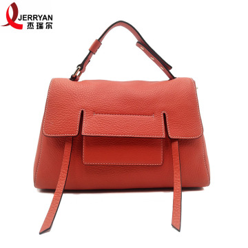 Ladies Pure Leather Work Tote Hobo Handbags