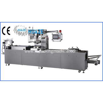 Automatic Continuous Stretch Vacuum Packing Machine
