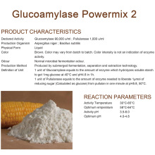 Glucoamylase for starch sugar