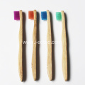 Children's Bamboo Toothbrush Natural Harmless Toothbrush