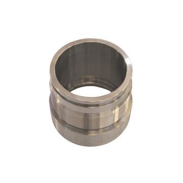 CNC Machined Steel Hydraulic Cylinder Retainer Parts