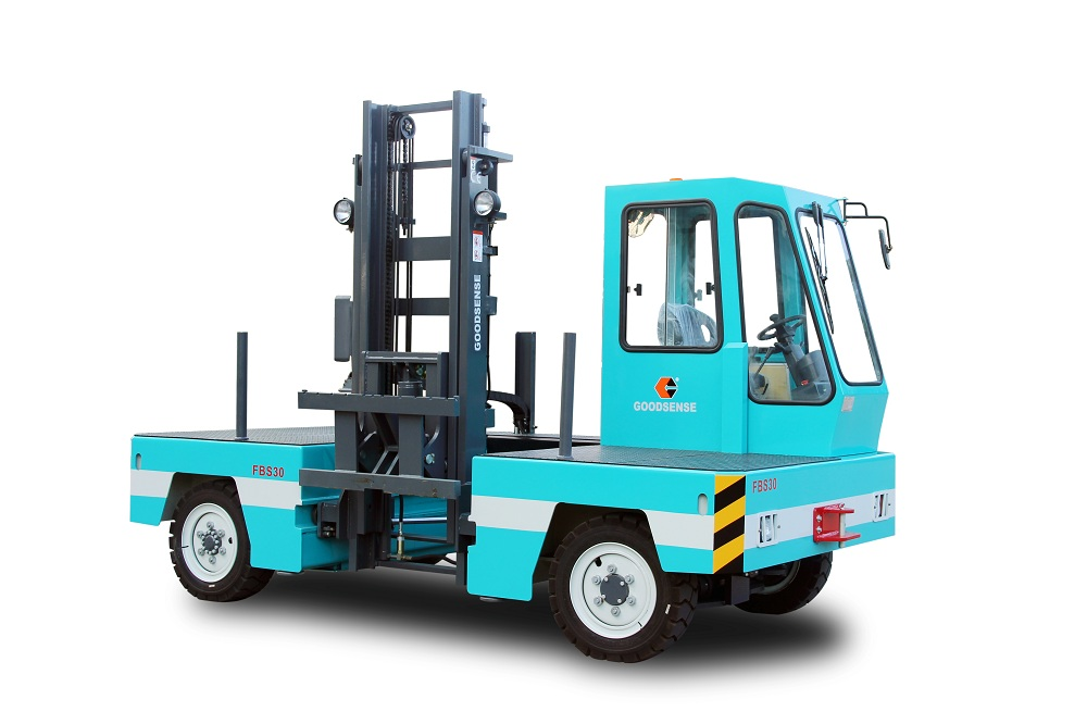 Electric Side Loader Forklift