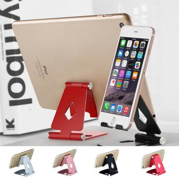 Portable Mini Mobile Phone Holders Lazy Stands Table Desk Mount Stand Holder for iPad Air2 3 4 PC Tablet Foldable Phone holder