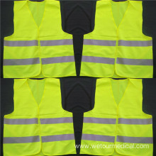 Protective Reflective Safety Overalls Vest Clothing