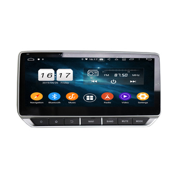 Android car audio gps for Nissan Tenna 2019