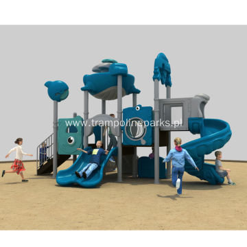 Amusement Park Playground Play Complex