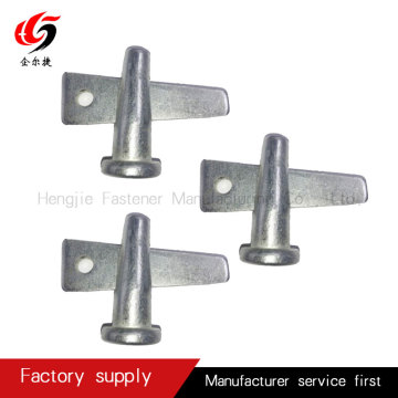 Concrete Stub Pin long Wedge pin