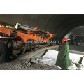 Depth 5214mm Double Boom Underground Drilling Rig