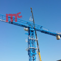 18ton Flat top with 75m jib