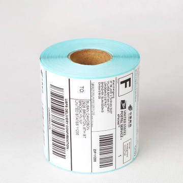 "Premium Adhesive DYMO 4XL Compatible 4""x6"" Shipping Label"
