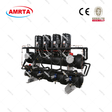 Water Chiller Cooling Systems for Injection Molds