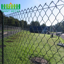 Discount price chain link wire mesh fence