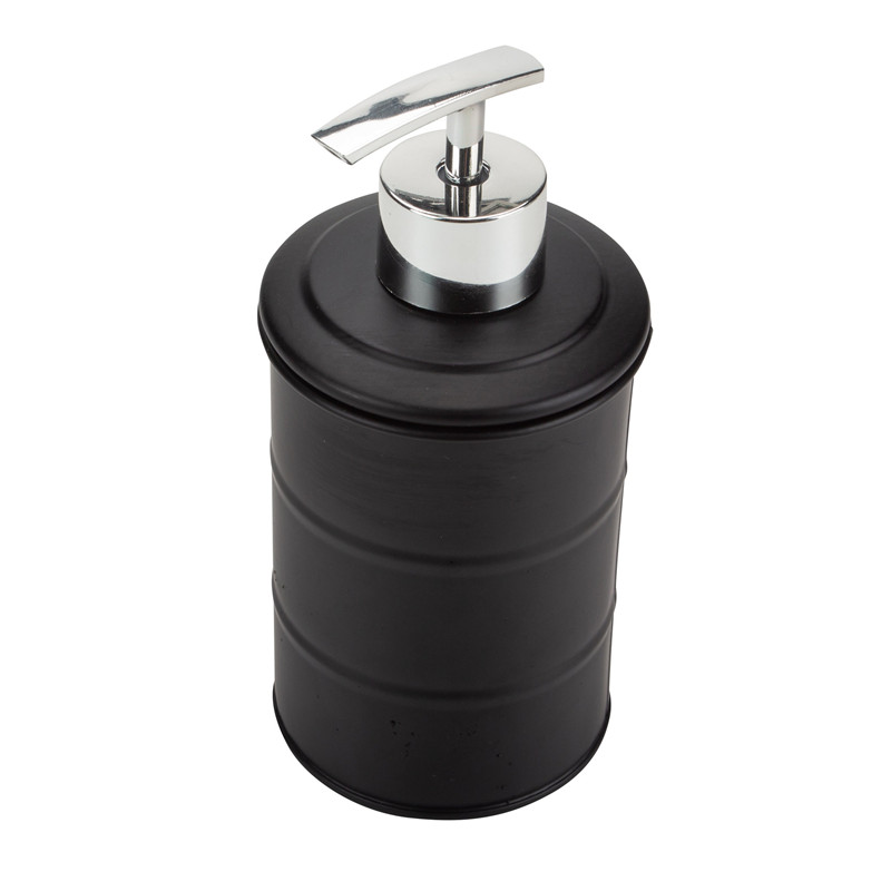 Bathroom Soap Dispenser Black