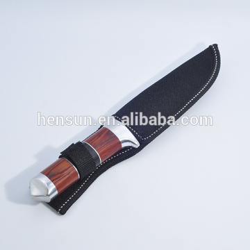 Promotion Blade Survival Outdoor Pouch Hunting Knife
