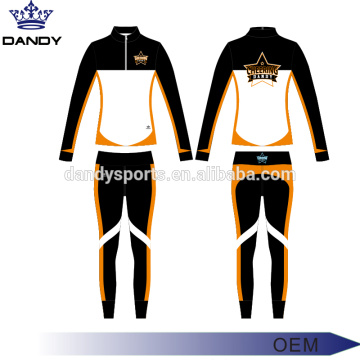 Cheer Jackets with leggings