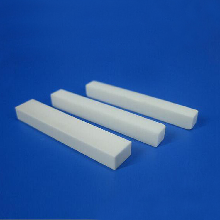 Fine Ground 95 Alumina Ceramic Bar