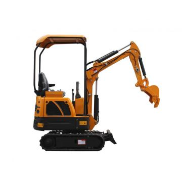 XN12 mini crawler excavator  farm machinery
