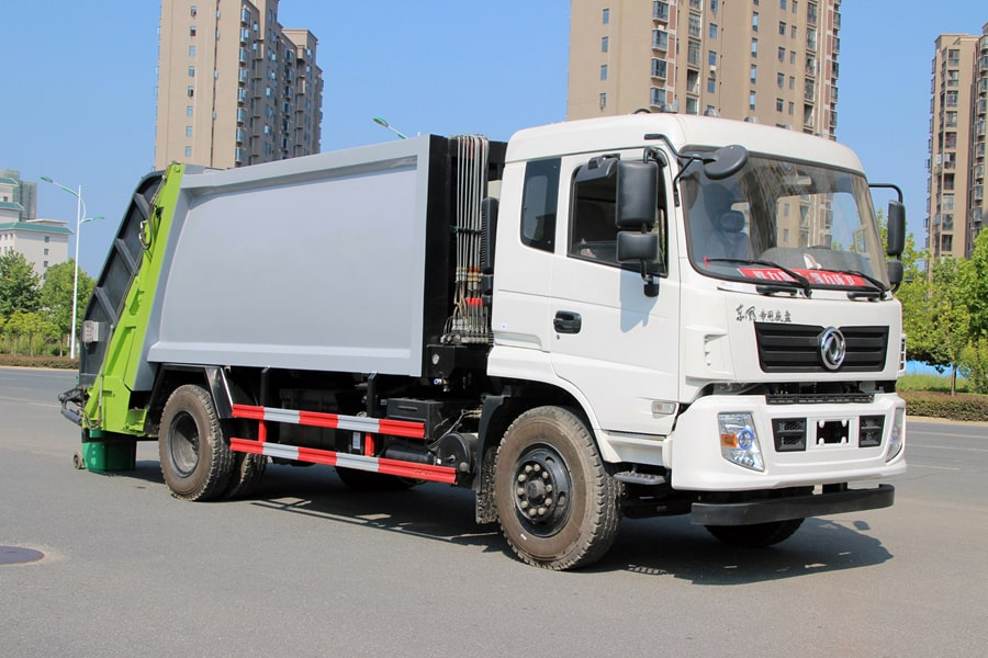 Truck Of Waste Management For Sale