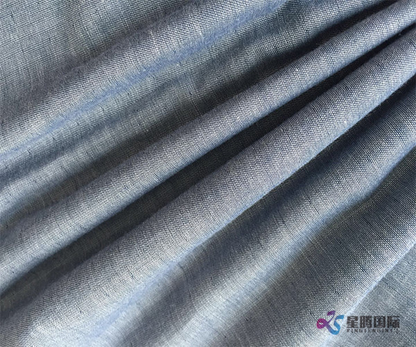 Plain Double Layer 100% Cotton Fabric
