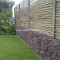 Stone Filled PVC Coated Gabion Basket Garden Walls