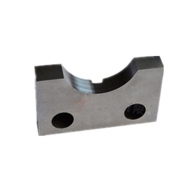 CNC machining stainless steel hardware frock clamp prototype