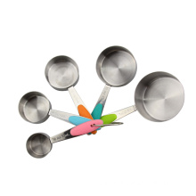 10pcs-Stainless Steel Measuring Cup and Spoon Set