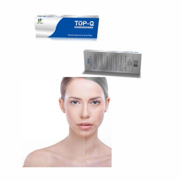 1ML Top-Q super ultra deep line hyaluronic acid dermal filler skin care for sale