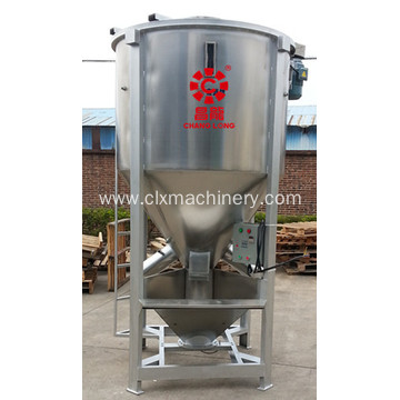 Plastic Raw Material Mixing Mixer Machinery Price