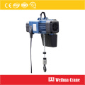 1t European Standard Electric Chain hoist