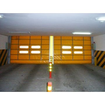 China Hongfa Fast Stacking Shutter Door