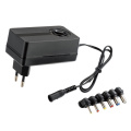 Multi tensão 7.5V 9V 12V DC Power Adapter