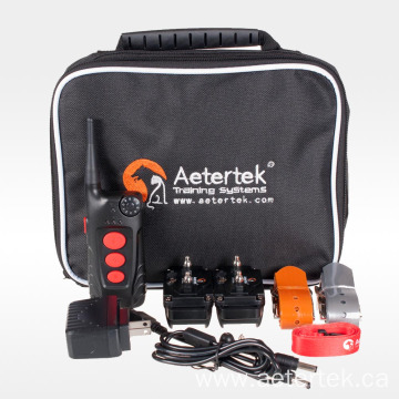 Aetertek At-918C remote dog training collar