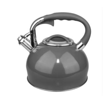 Quick heat stainless steel whistle kettle