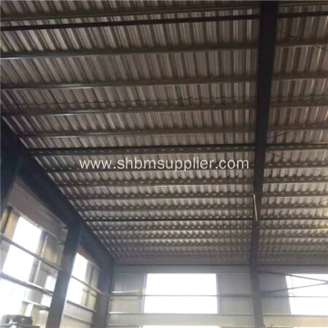 Anti-Corrosion Non-asbestos Fireproof MgO Roofing Sheets
