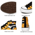 Good Quality Fashion Print Canvas Men Shoes