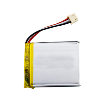 3.7V 2600mAh 805060 rechargeable Li-Po battery
