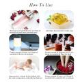 20ML Higan bana Diffuser Aroma Oil Pure Natural Essential Oils Rose Eucalyptus Plum Lemon Orange Tea Tree Oil