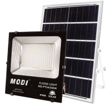 300W Solar Powered LED Light