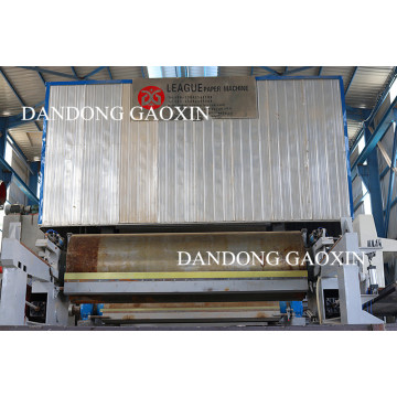Fourdrinier Cardboard Paper Making Machine