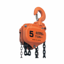 Available Manual Chain Block Hoist 3 Ton