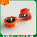 Plastic Bearing Roller for Sliding Windows
