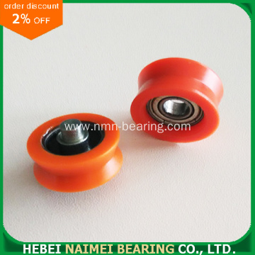 Plastic Passive Round wheel 625 Bearings Idler Pulley Gear perlin wheel 3D Printer