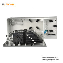 48 Core Multi-operator Cabinet Fiber Optic Termination Box