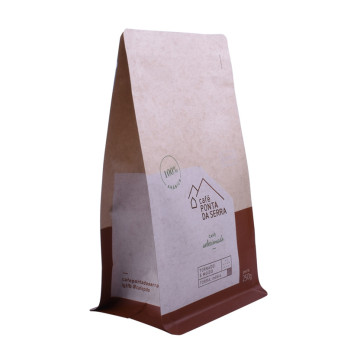 High quality 100g 250g 500g 1kg biodegradable coffee pouch
