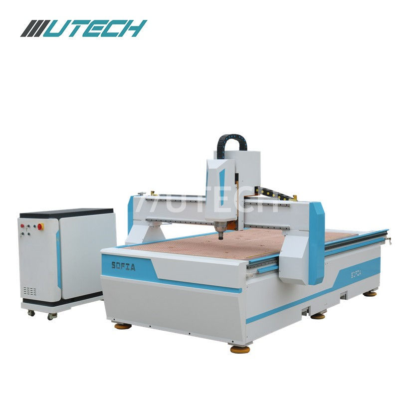 cnc wood working router machine for instrument parts