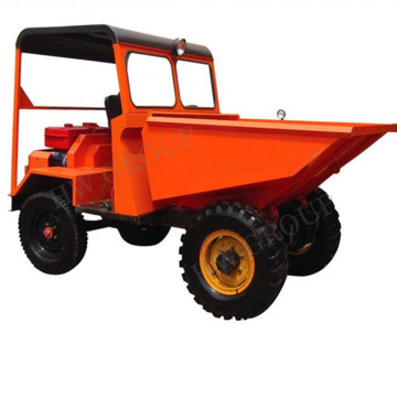 Wheel Type Hydraulic Mini Dumper Truck