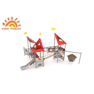 Durable HPL Outdoor Equipment For Children